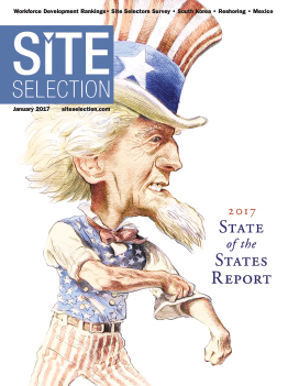 Site Selection, January 2017