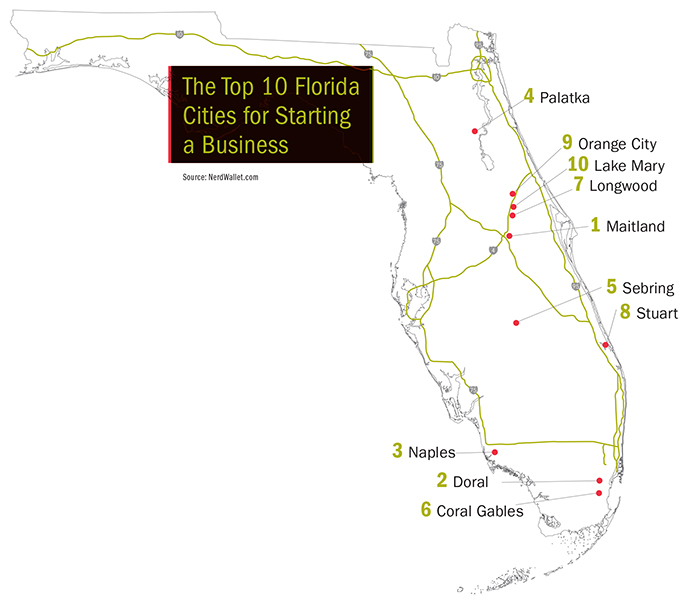 FL Map Business Starting