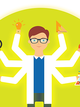 The Ultimate Life Sciences Research Project? Discovering Talent