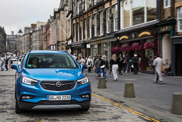 GM and PSA Group confirmed in April 2017 that as part of the pending sale of Opel to PSA, the successor to this Opel Mokka X will be made at the Opel plant in Eisenach beginning in 2019. The plant currently employs more than 1,400 people.