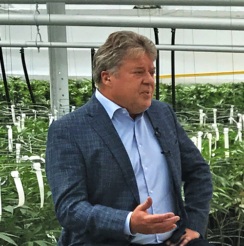 Vic Neufeld, CEO, Aphria, Inc.