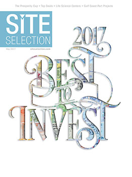 Site Selection, May 2017