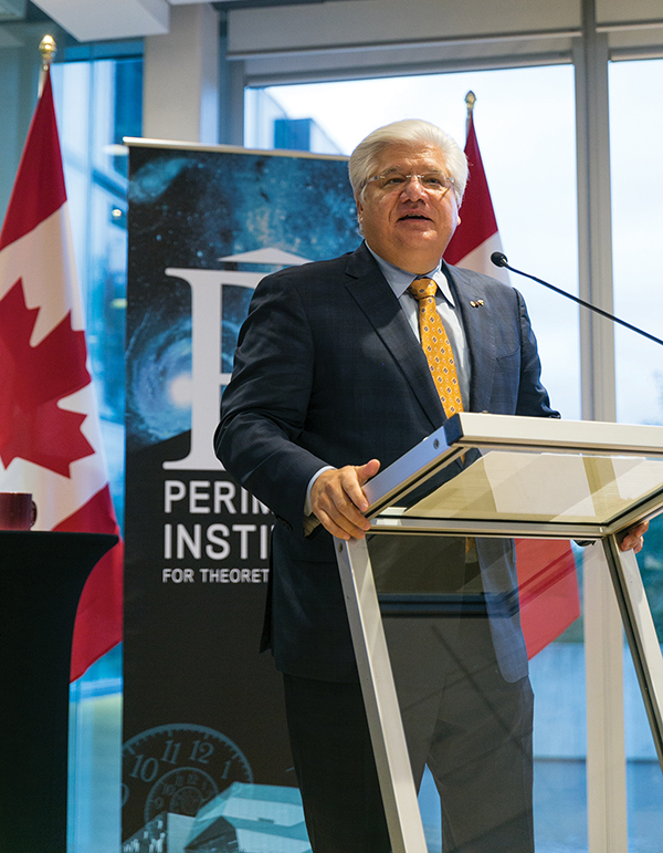 BlackBerry Co-founder, Mike Lazaridis