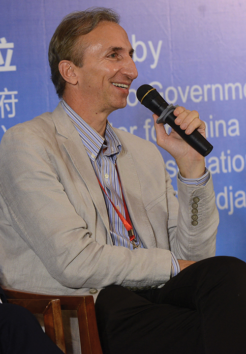 Peter Fuhrman, Chairman and CEO, China First Capital