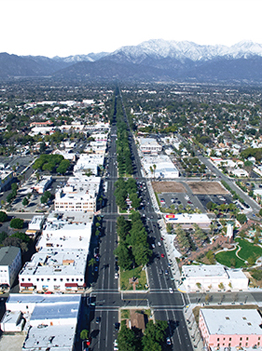 Golden State County Goes Green