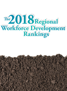 The 2018 Regional Workforce Development Rankings