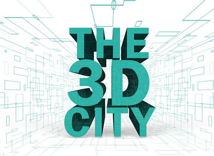 The 3D City Main Photo