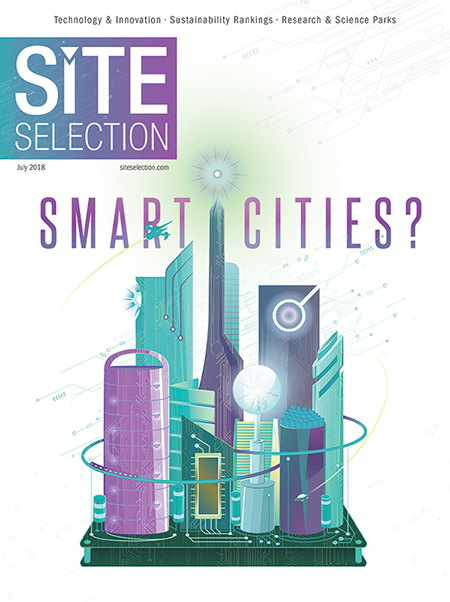 Site Selection, January 2018