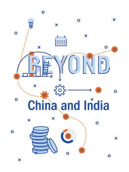 Beyond China and India