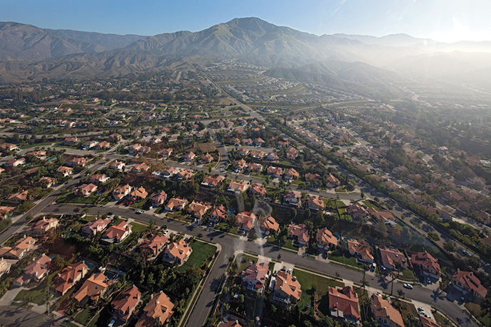 Quality neighborhoods, where homes cost much less than they do in California's coastal communities, are the hallmark of San Bernardino County.