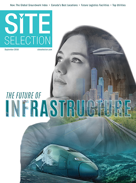 Site Selection, March 2018