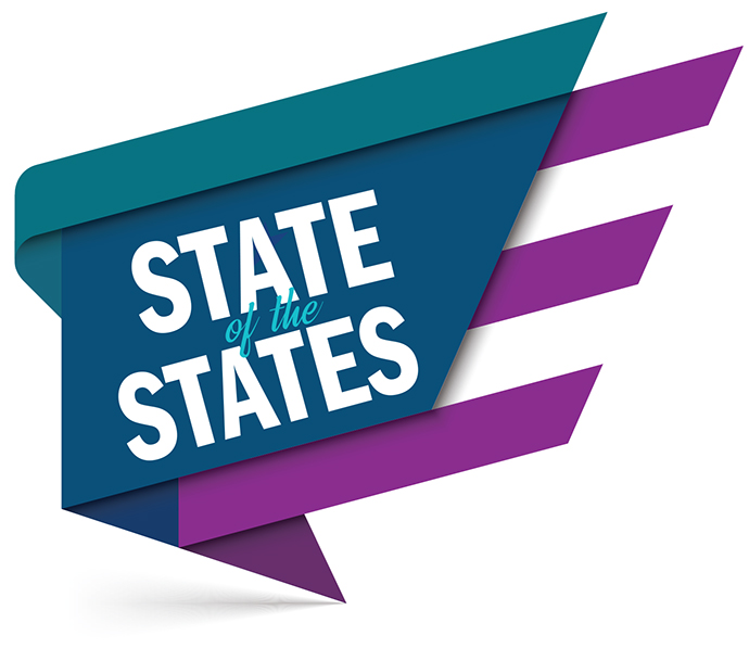 STATE OF THE STATES 2019
