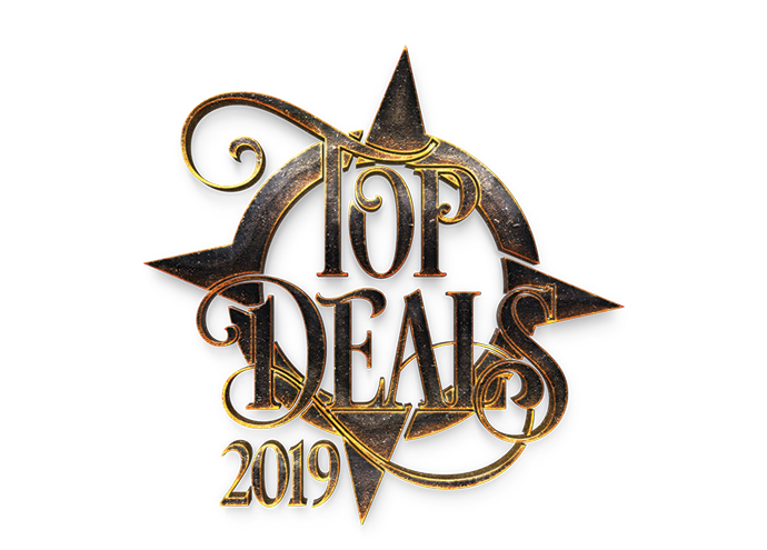 B2I: 2019 TOP DEALS - INTERNATIONAL