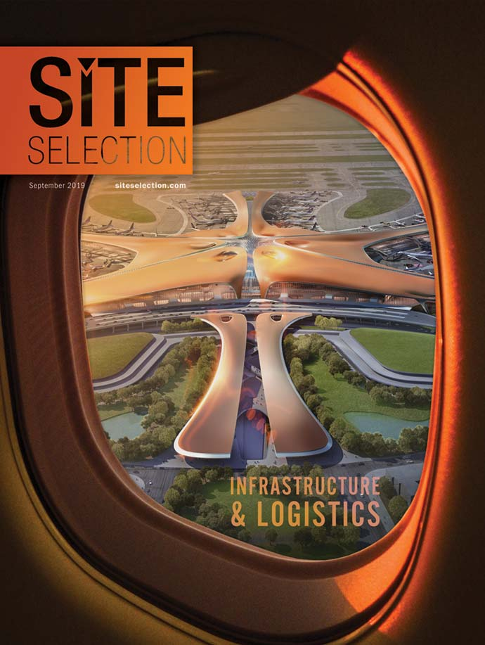 Site Selection, September 2019