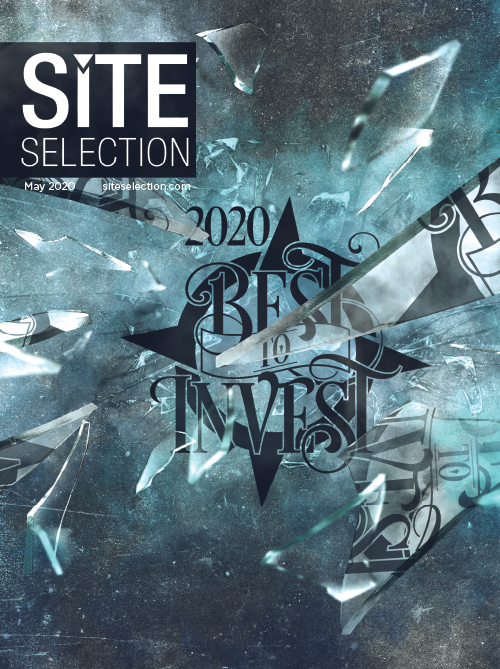 Site Selection, May 2020