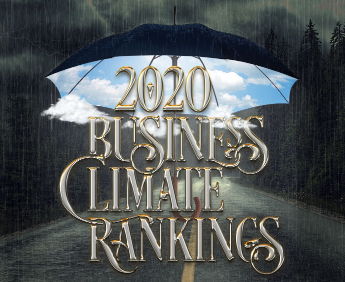 BUSINESS CLIMATE RANKINGS