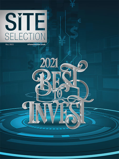 Site Selection magazine