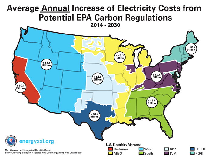 CleanPowerIncreaseElectricityCosts