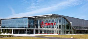SANY Heavy Industries recently opened this $25-million, 300-job complex in Peachtree City, Ga. The company has said the Ralls situation will not affect its continued investment plans in the U.S.