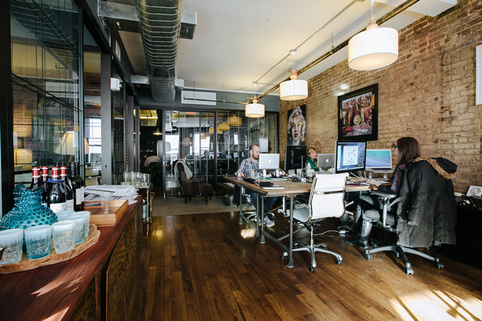 WeWork New York Meatpacking District