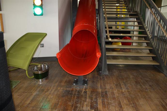 google slide in office. tech nexus google slide in office