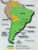 Magnetic Mercosur: Free Trade Spurs South America's 21st ...