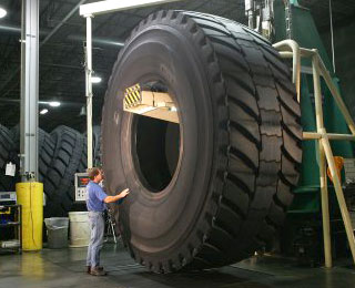 Military Tires on Plant Will Increase Production Of X One And Military Tires
