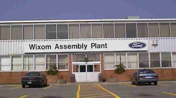 Toyota Plants In Usa >> Billion-Dollar Deals, Different Directions: Ford Eyeing ...