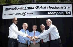International paper memphis