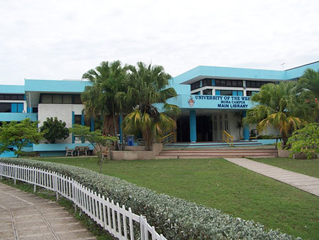 UWI_Mona_Campus_Main_Library