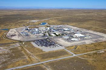 The Idaho National Laboratory's Materials & Fuels Complex