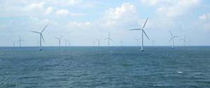 Wind Turbines of the Coast of Delaware
