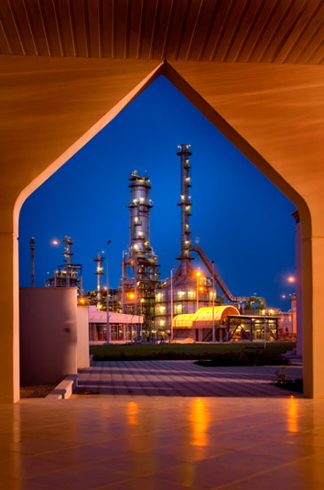 In partnership with Qatar Petroleum, Sasol started up its first international GTL plant, ORYX GTL, in Ras Laffan Industrial City in Qatar in 2007.<br /><br />