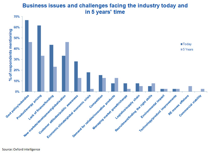 Business Issues & Challenges