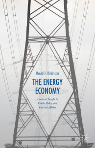 Energy Economy Book Cover Image