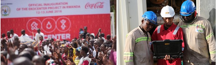 Coke Ekocenter and Altaaqa Cameroon
