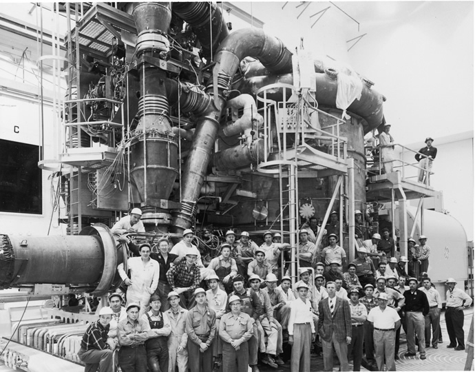 INL Heat Transfer Reactor Experiment