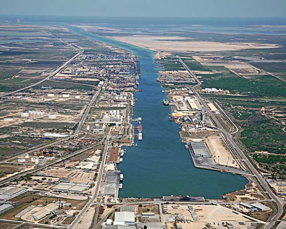 Port Brownsville Aerial