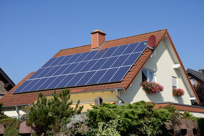 Solar on House Battery News