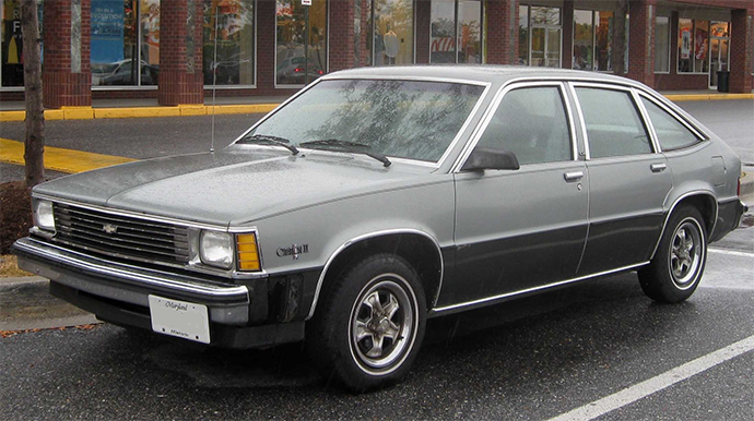 1980 Chevy Citation